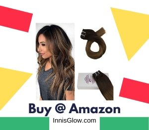 Moresoo Clip-on Hair Extensions