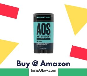 best deodorant for men with sensitive skin