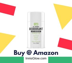 the best deodorant for sensitive skin