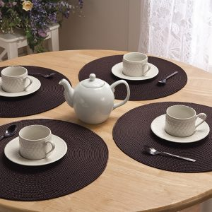 Placemats For Round Table
