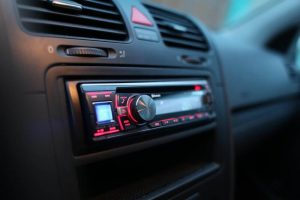 flip out car stereo
