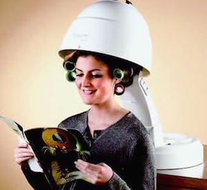 best hooded hair dryer